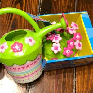 Melissa and Doug Sprinkler and watering can - NWT